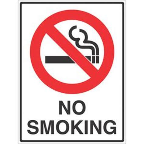 printable no smoking signs australia no smoking sign 225 x 300mm