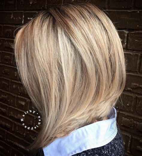 umbre angled bob hair cuts 50 best bob hairstyles for 2017 cute medium bob haircuts