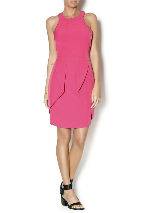 Adelyn Sabrina Dress B L F adelyn structured dress from marina by y i clothing