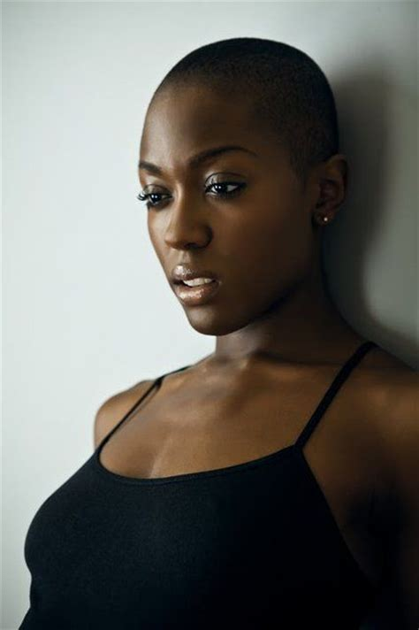 beautiful black bald women with leak bald black beauties natural beauties pinterest