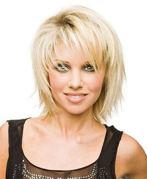 Wedding Hairstyles For Medium Layered Hair by Hairstyles For Medium Length Hair With Bangs