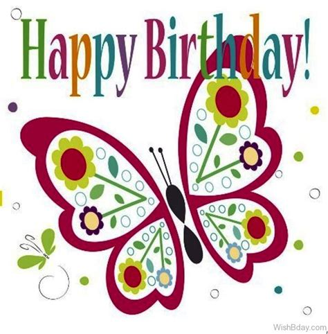 image happy 36 butterfly birthday wishes