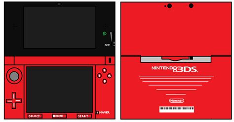 Nintendo Ds Papercraft - nintendo ds papercraft pictures to pin on