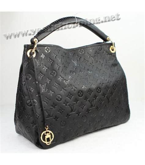 Jual Dompet Lv Black Monogram Mirror Quality 4 louis vuitton monogram empreinte artsy mm bag black replica handbags