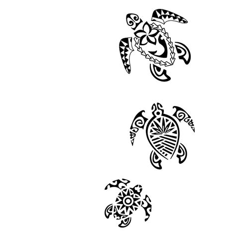 the gallery for gt hawaiian sea turtle tattoo meaning