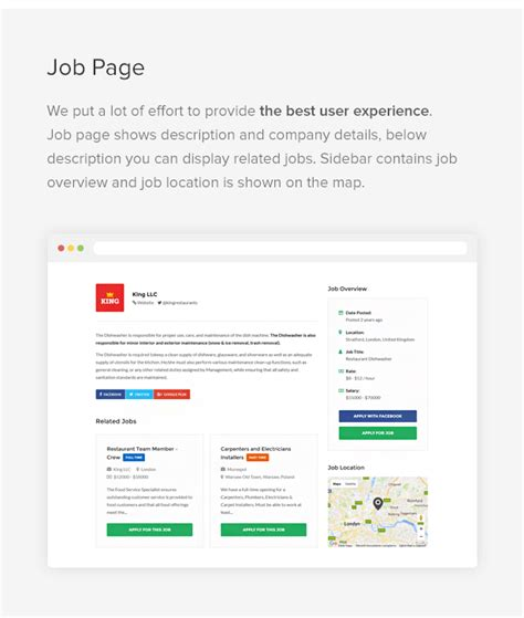 themeforest job board workscout job board wordpress theme by purethemes