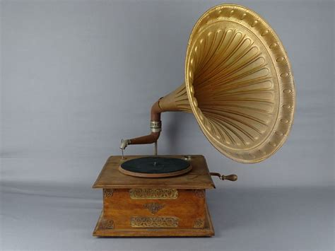 pavillon klein gramophone phonographe pavillon klein ebay