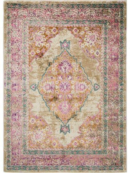 teppiche patchwork vintage teppich vero einrichten im vintage stil