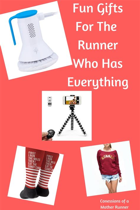 holiday gift list for the runner who has everything