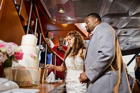 detroit boat show metro beach bentrelle and dameon s wedding on the water metro