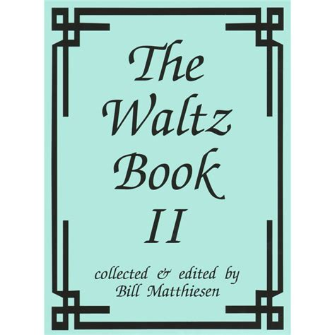 i am waltz books the waltz book for violin volume 2 collected and