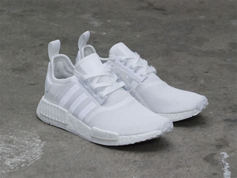 adidas nmd r1 shoes ba7245 quot white quot us mens sz 4 11 kanye ebay