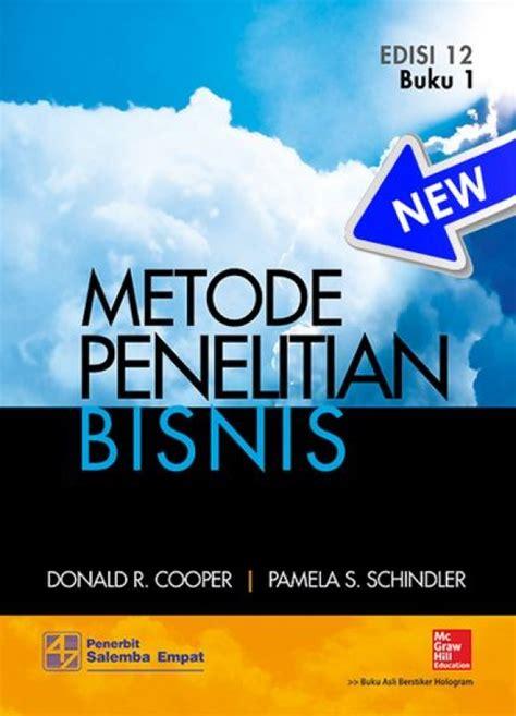 Perpajakan Indonesia Edisi 12 Jilid 1 bukukita metode penelitian bisnis edisi 12 buku 1