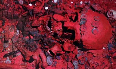 imagenes reina maya reina roja regresa a tumba maya de chiapas todo chiapas