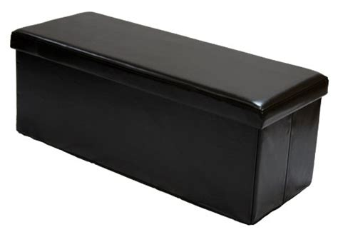 extra large ottoman storage home source industries 12591 extra large folding ottoman