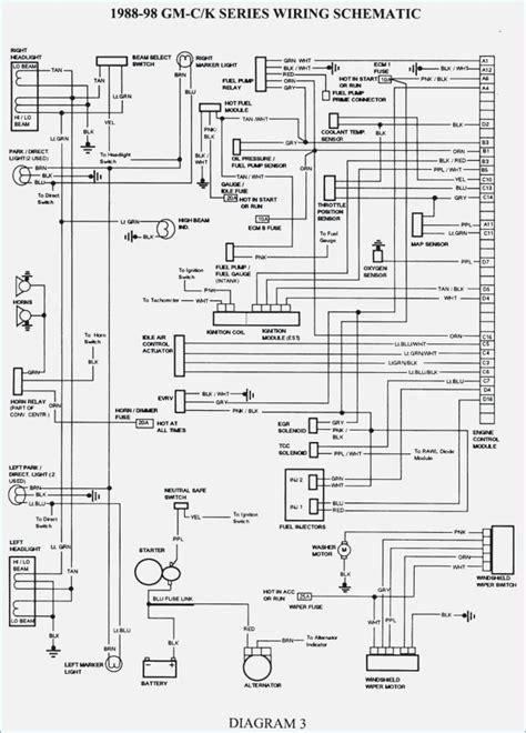1994 chevy silverado wiring schematic silverado free