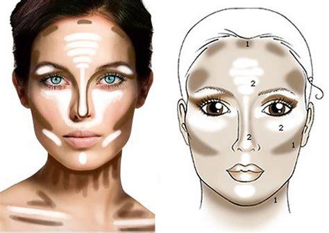 Umum Eyeliner kesalahan umum dalam menggunakan bronzer