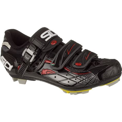 sidi biking shoes sidi spider ns mesh mountain bike shoes s
