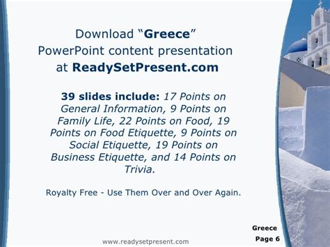 powerpoint tutorial greek greece country powerpoint presentation content