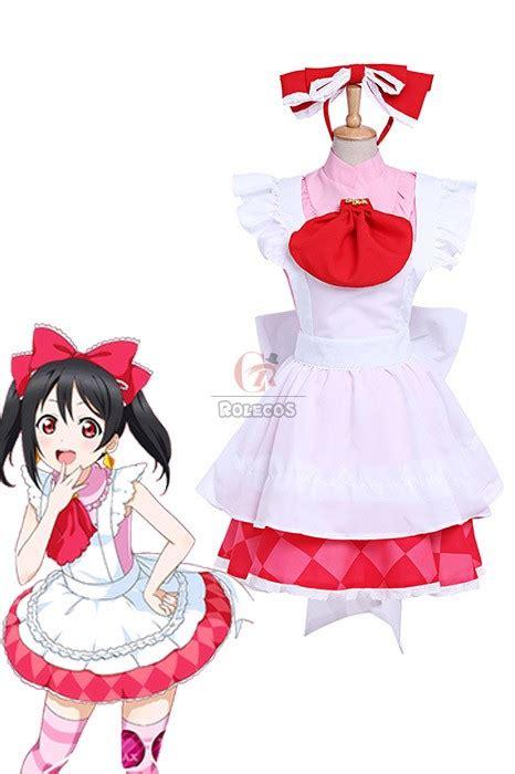 Dress Niko Pink buy live nico yazawa pink costume