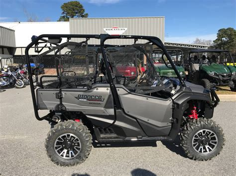 new 2018 honda pioneer 1000 5 le utility vehicles in greenville nc stock number 200648