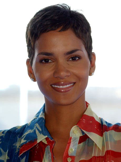 harry berry hairstyle 8 halle berry best celebrity smiles heart