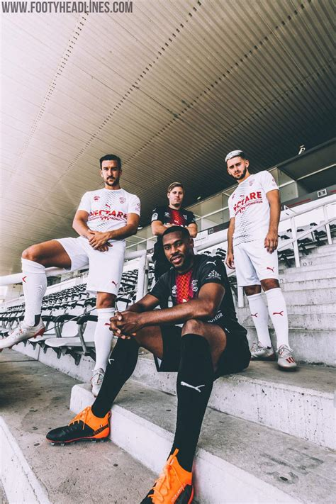 nimes olympique   home   kits revealed footy headlines
