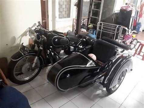 dijual motor klasik bmw    lapak motor bekas