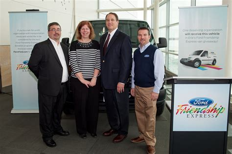ford dealers wny local habitat for humanity receives new from erie ford
