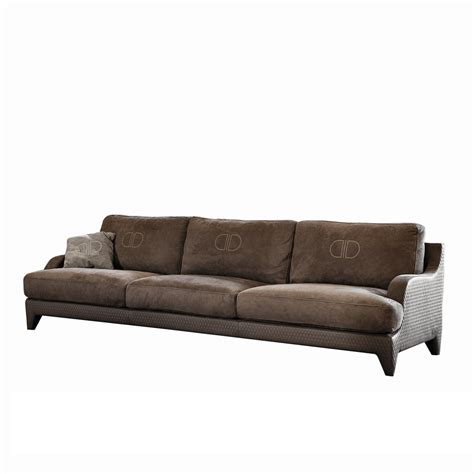 sofa upholstered touched d upholstered quilted leather sofa