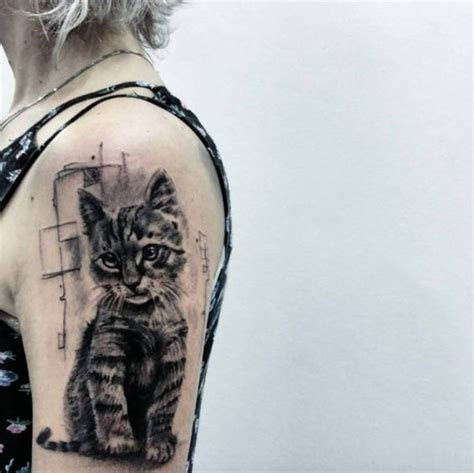 cat tattoo com 75 of the cutest cat tattoo designs for cat lovers