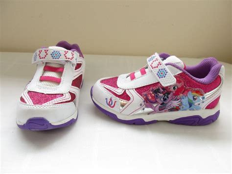 my pony sneakers new toddler my pony light up shoes 39114