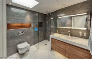 Seaside Bathroom Ideas Cilgeraint Beach House In Abersoch North Wales Daily