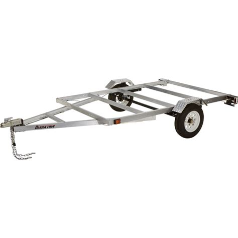 tow for boat trailer small trailer ultra tow 5ft x 8ft aluminum utility