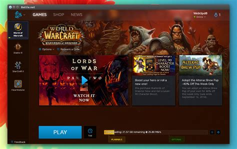 How To Search For On Battlenet How To Install World Of Warcraft In Ubuntu Or Linux Mint