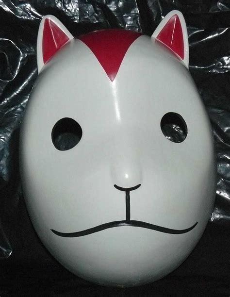 Jaket Harakiri Anbu Quality 1 itachi uchica anbu mask mask the best quality wooden mask