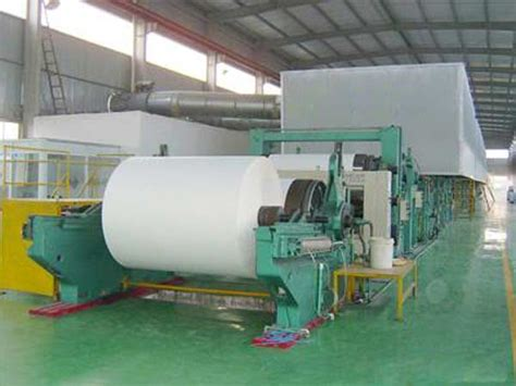 Tissue Paper Machine Cost - comparing tissue paper machine prices
