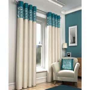 Teal Curtains For Living Room Teal Eyelet Ring Top Faux Silk Curtains Ready Made Curtains Eyelet Curtains