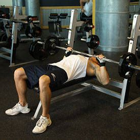 how many bench presses should i do how many sets reps should you do