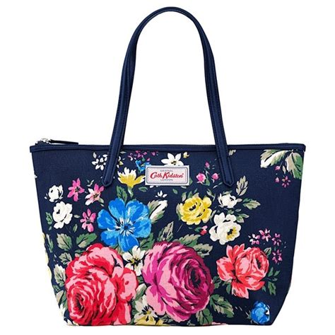 Cath Kidston Travel Bag cath kidston debuts tote bag collection