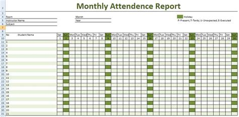 Daily Employee Attendance Sheet In Excel Template Analysis Template Attendance Template Excel