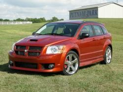 drive  dodge caliber srt  autosca