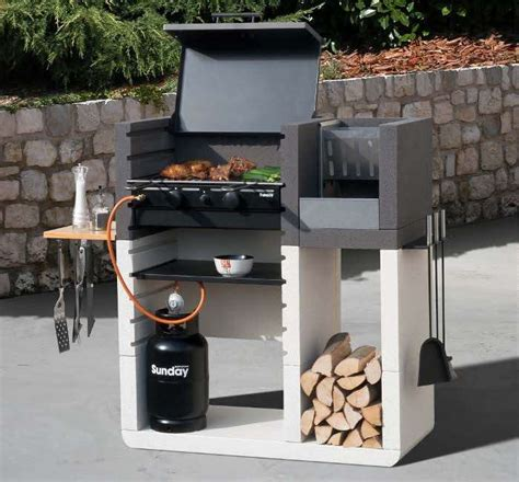 Barbecue Moderno Design by Sundayone Barbecue Moderno