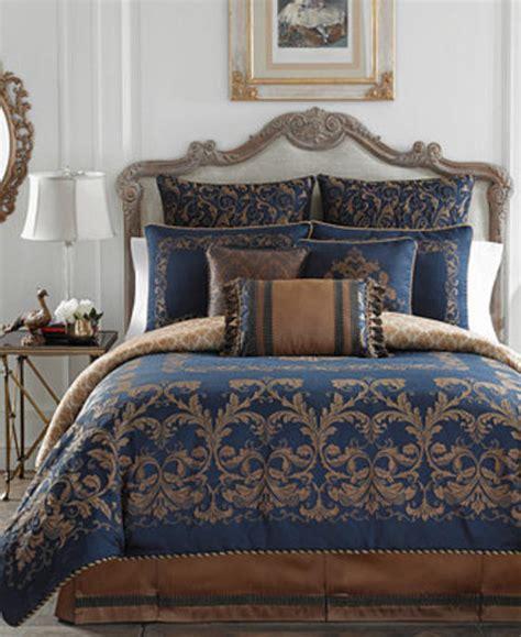 Set Luxury Navy croscill navy luxury comforter set