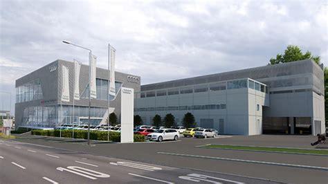 Audi Zentrum Darmstadt by Vwi Realisiert Neuen Audi Terminal Autohaus De