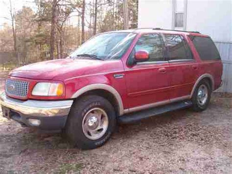 1999 Ford Expedition Eddie Bauer by Purchase Used 1999 Ford Expedition Eddie Bauer Edition 5 4