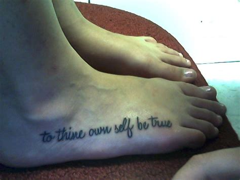 to thine own self be true tattoo quot to thine own self be true quot by chelssayswtf on deviantart