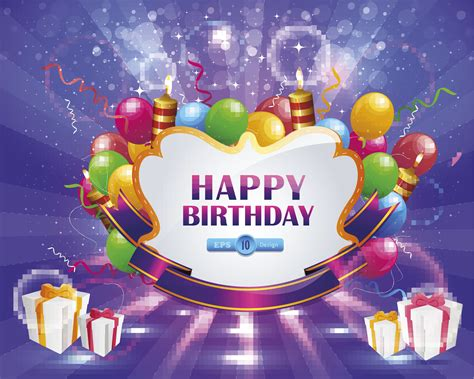 wallpaper design happy birthday beautiful picture with congratulations for birthday