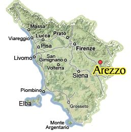 Arezzo Italy Map by Visit Arezzo Discover Arezzo In Tuscany Italy