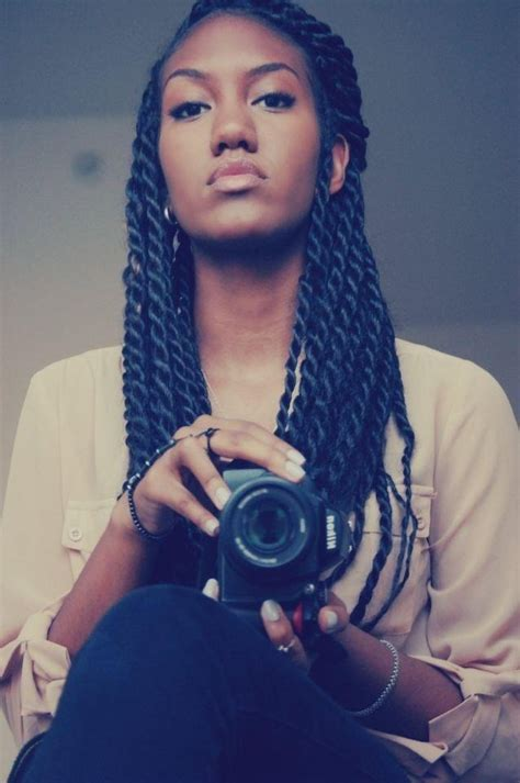 big senegalese twists hairstyles big kinky twists styled gorgeous hair pinterest